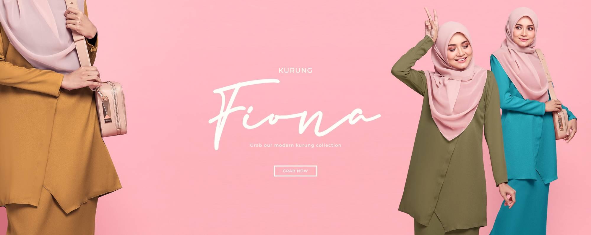 Kurung Fiona