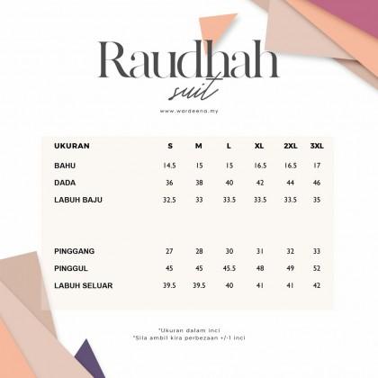 RAUDHAH SUIT
