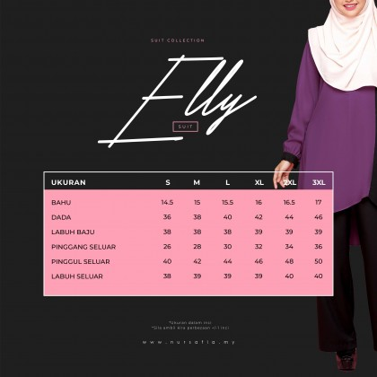 SUIT ELLY - SS035F